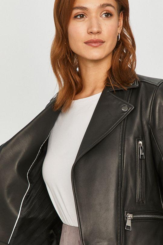 Karl Lagerfeld - Kožená bunda