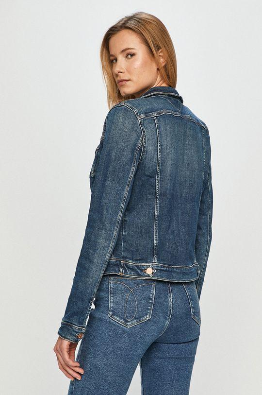 Tommy Jeans - Džínová bunda  92% Bavlna, 2% Elastan, 6% Polyester