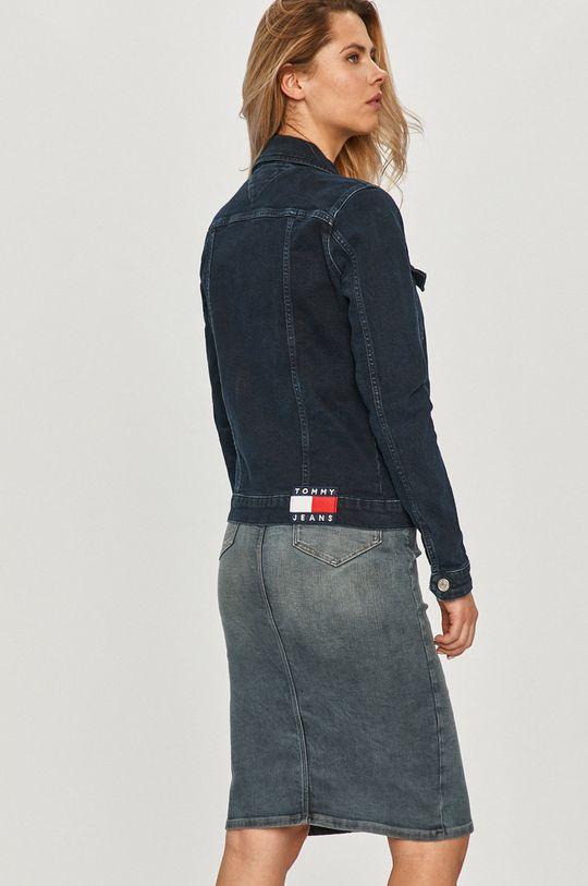 Tommy Jeans - Kurtka jeansowa 99 % Bawełna, 1 % Elastan