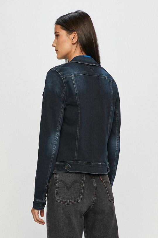 Tommy Jeans - Rifľová bunda  92% Bavlna, 2% Elastan, 6% Elastomultiester
