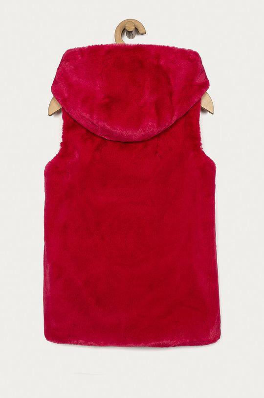 Guess Jeans - Dětská vesta 86-175 cm ostrá růžová