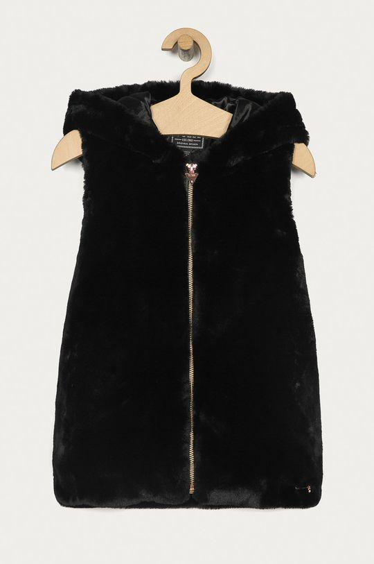 černá Guess Jeans - Dětská vesta 86-175 cm Dívčí