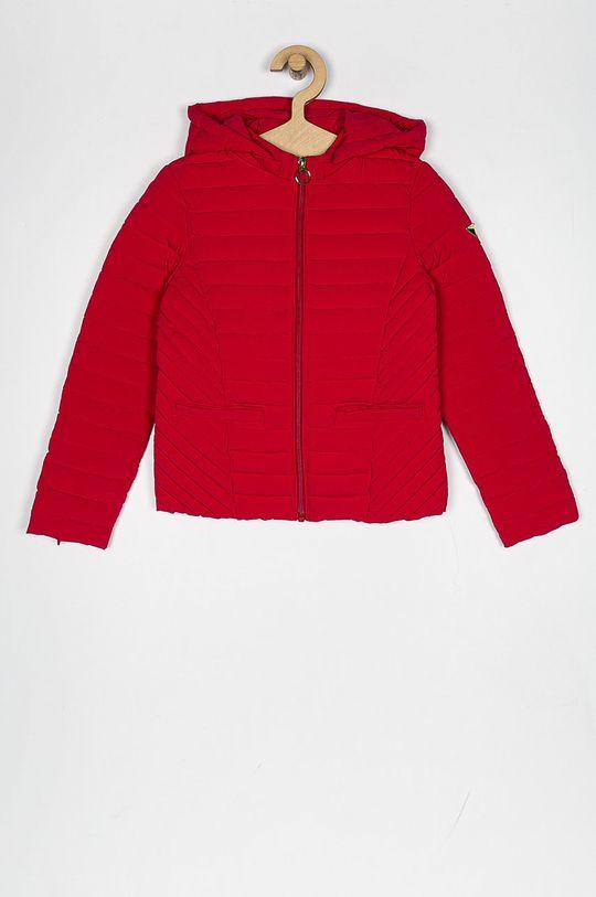 ostry różowy Guess Jeans - Kurtka dziecięca 116-175 cm Dziewczęcy