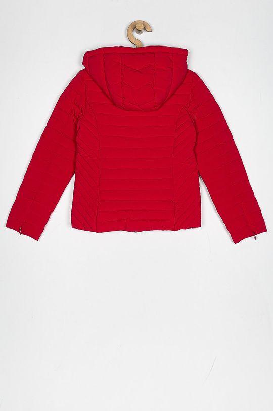 Guess Jeans - Kurtka dziecięca 116-175 cm ostry różowy