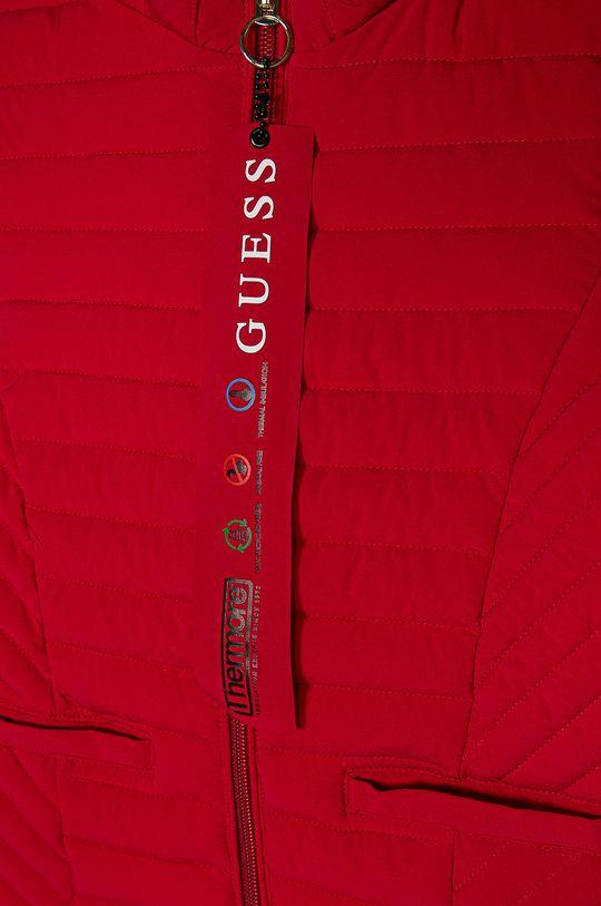 Guess Jeans - Kurtka dziecięca 116-175 cm Podszewka: 90 % Poliester, 10 % Spandex, Wypełnienie: 100 % Poliester, Materiał zasadniczy: 10 % Elastan, 90 % Poliester, Wykończenie: 100 % Poliuretan