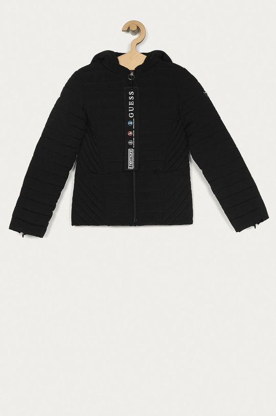 czarny Guess Jeans - Kurtka dziecięca 116-175 cm Dziewczęcy
