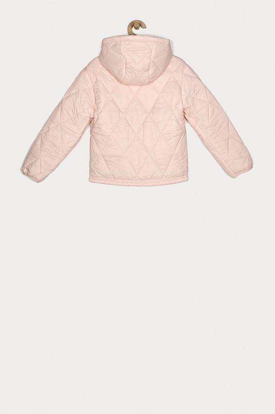 Guess Jeans - Detská obojstranná bunda 116-175 cm ružová