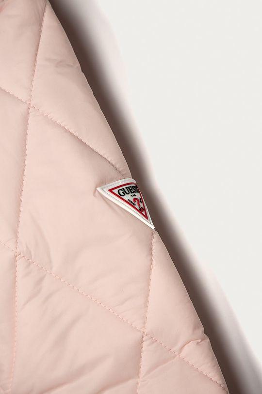 Guess Jeans - Detská obojstranná bunda 116-175 cm  Podšívka: 100% Polyester Výplň: 100% Polyester Základná látka: 100% Polyamid
