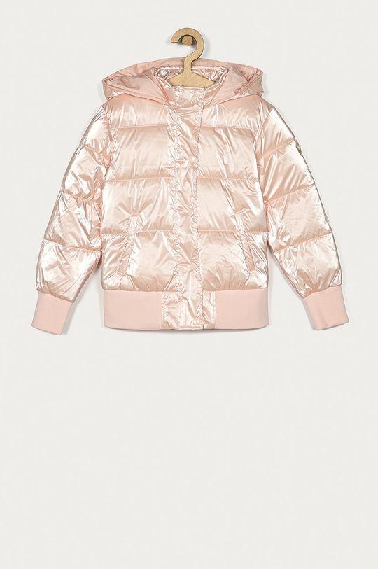 roz Guess Jeans - Geaca copii 116-175 cm De fete