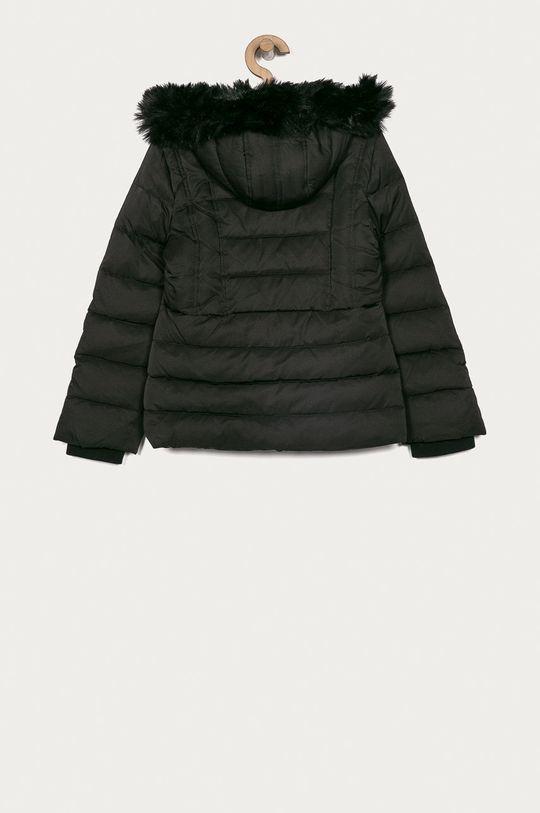 Guess Jeans - Dětská péřová bunda 116-175 cm černá