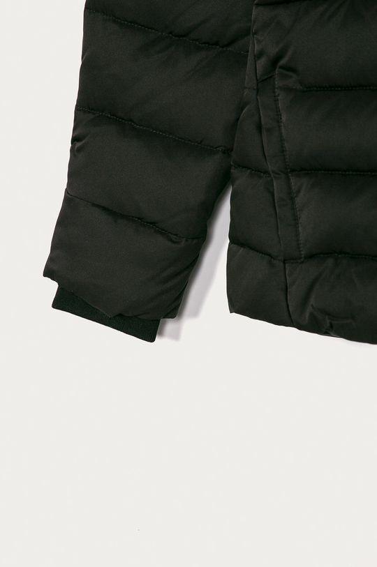 Guess Jeans - Dětská péřová bunda 116-175 cm  Podšívka: 100% Polyester Výplň: 30% Peří, 70% Kachní chmýří Hlavní materiál: 100% Polyester Umělá kožešina: 38% Akryl, 51% Modacryl, 11% Polyester