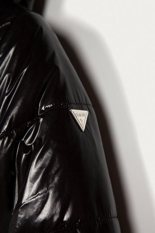 černá Guess Jeans - Dětská oboustranná bunda 116-175 cm