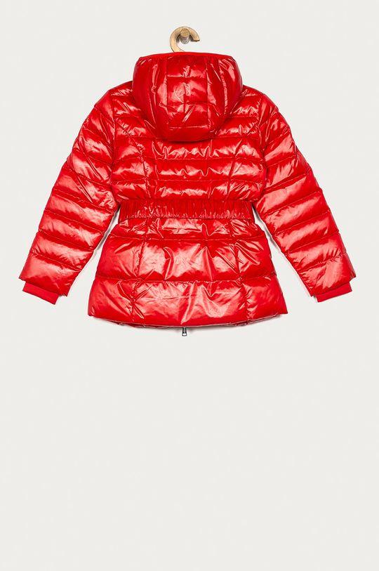 Guess Jeans - Dětská péřová bunda 116-176 cm červená