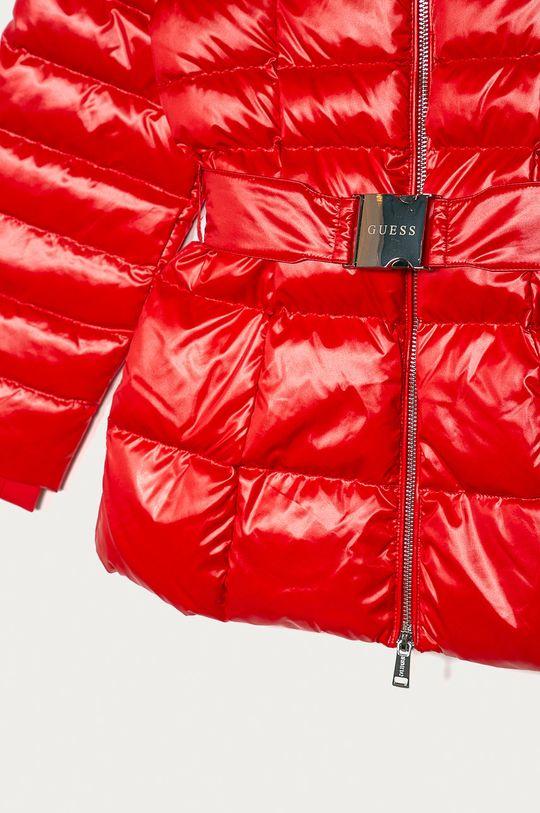 Guess Jeans - Dětská péřová bunda 116-176 cm  Podšívka: 100% Polyester Výplň: 30% Peří, 70% Chmýří Hlavní materiál: 100% Polyamid Podšívka: 100% Polyester