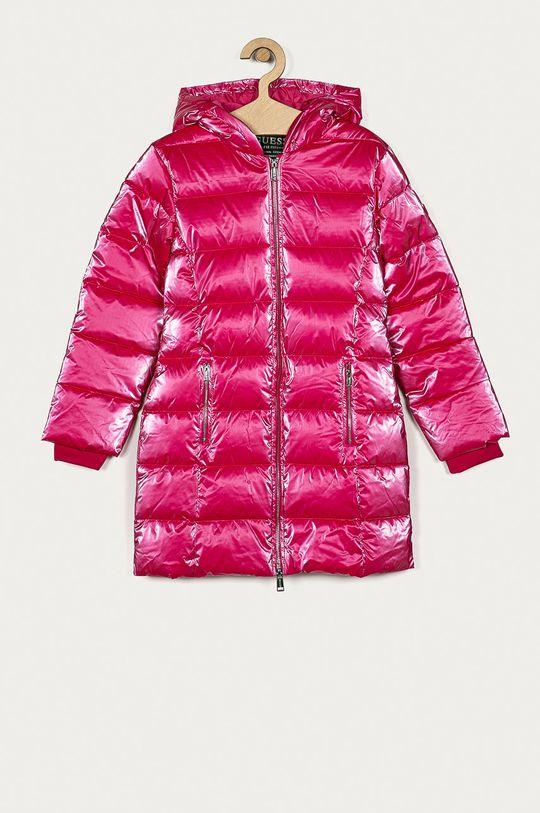 roz ascutit Guess Jeans - Geaca copii 116-176 cm De fete