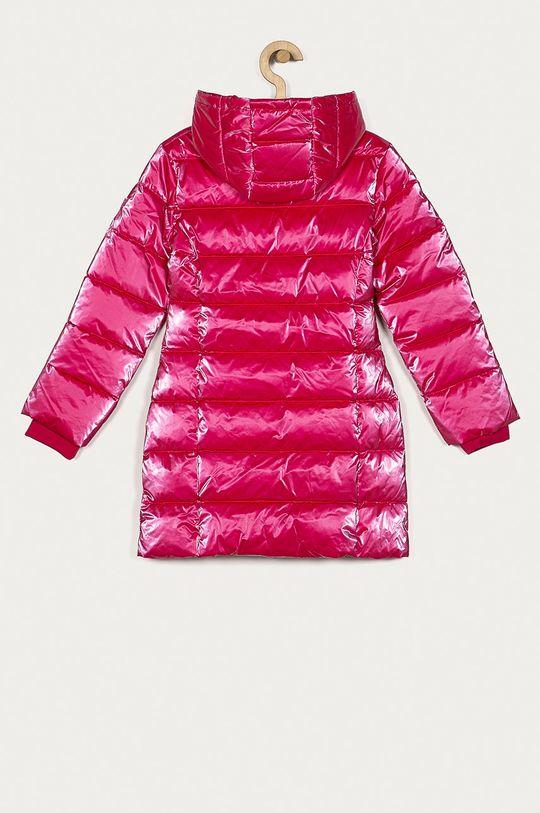 Guess Jeans - Geaca copii 116-176 cm  Interiorul: 100% Poliester  Captuseala: 100% Poliester  Materialul de baza: 100% Poliuretan
