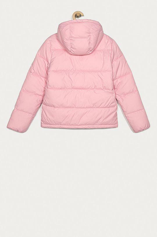 Calvin Klein Jeans - Kurtka dziecięca 104-176 cm różowy