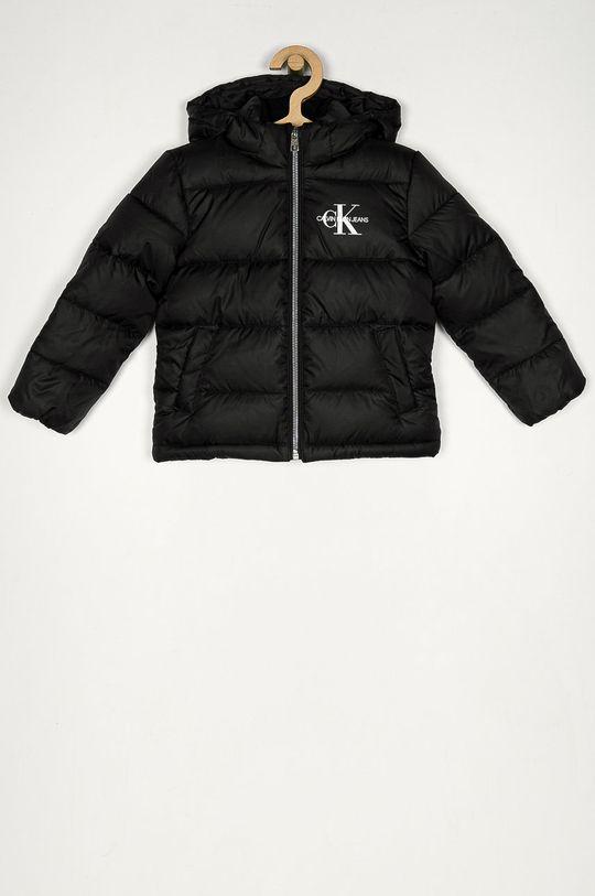 czarny Calvin Klein Jeans - Kurtka dziecięca 104-176 cm Dziewczęcy