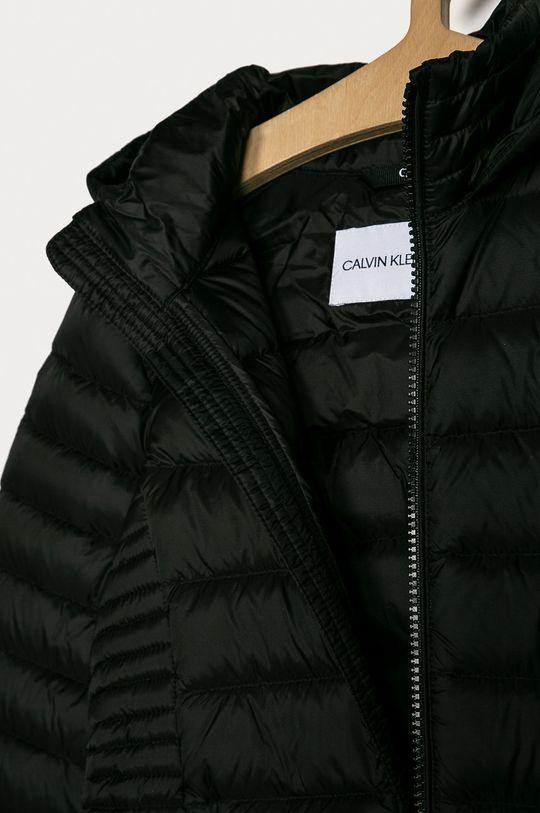 Calvin Klein Jeans - Dětská péřová bunda 128-176 cm  Podšívka: 100% Polyamid Výplň: 10% Peří, 90% Chmýří Hlavní materiál: 100% Polyamid