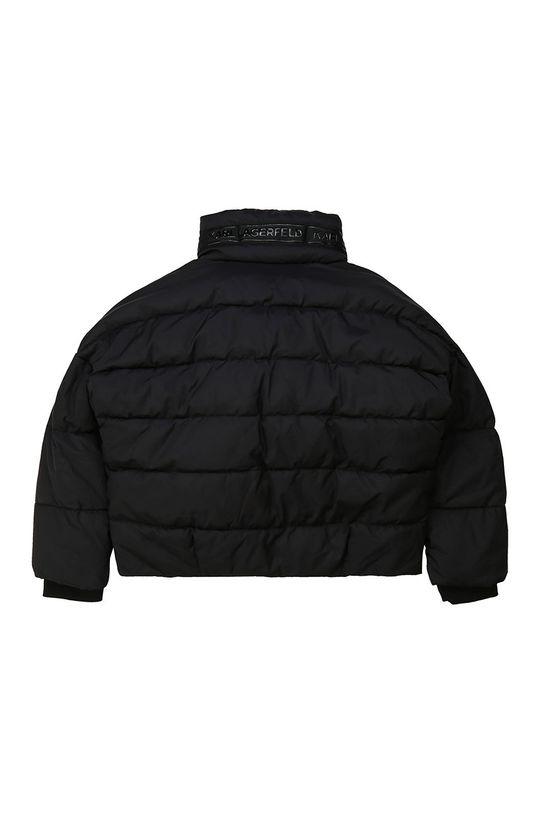 Karl Lagerfeld - Dětská bunda černá
