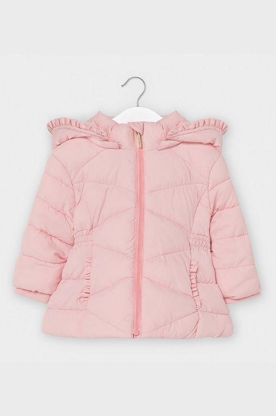 ružová Mayoral - Detská bunda 80-98 cm Dievčenský