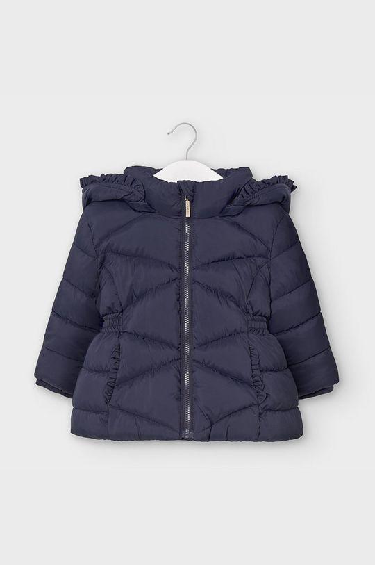 tmavomodrá Mayoral - Detská bunda 80-98 cm Dievčenský