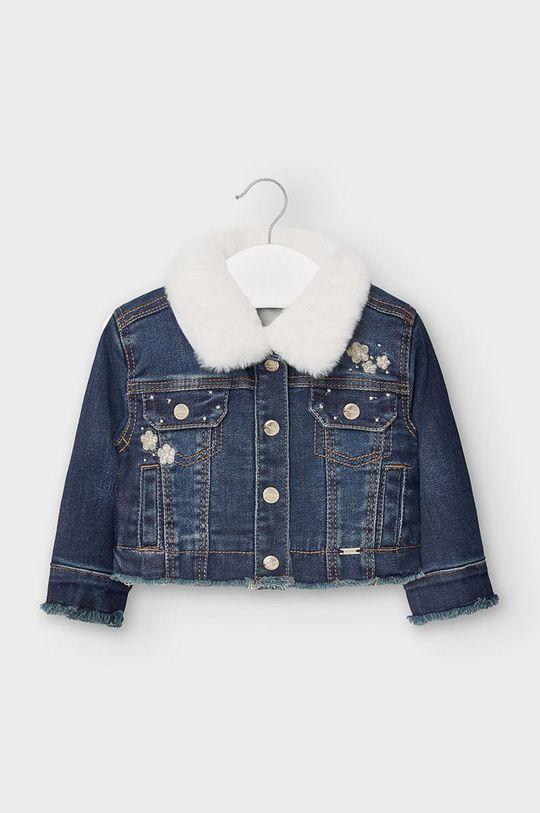 albastru Mayoral - Geaca de blugi pentru copii 74-98 cm De fete