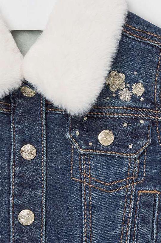 Mayoral - Detská rifľová bunda 74-98 cm  Podšívka: 100% Polyester Základná látka: 80% Bavlna, 2% Elastan, 18% Polyester