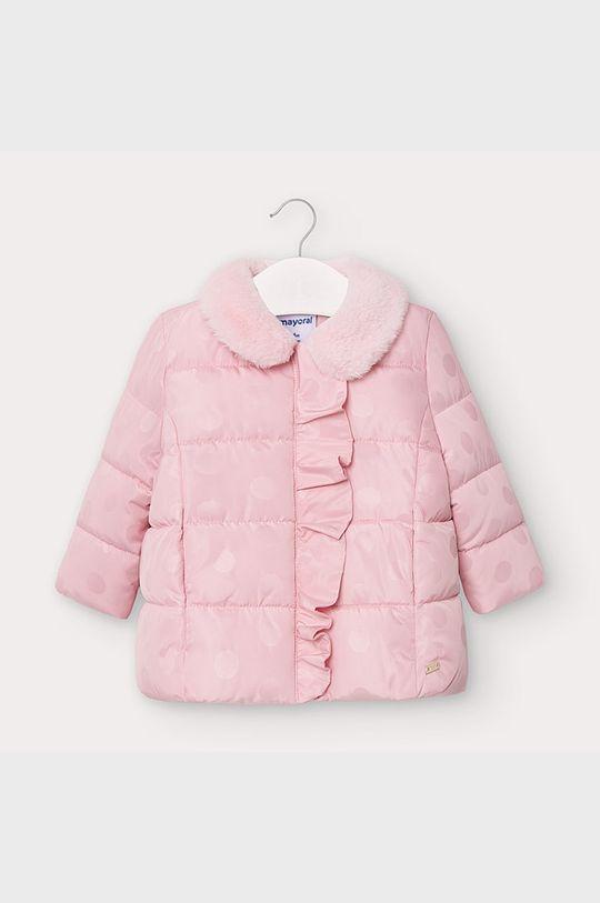 różowy Mayoral - Kurtka dziecięca 68-98 cm Dziewczęcy