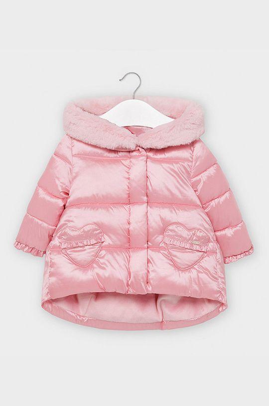 różowy Mayoral - Kurtka dziecięca 68-80 cm Dziewczęcy