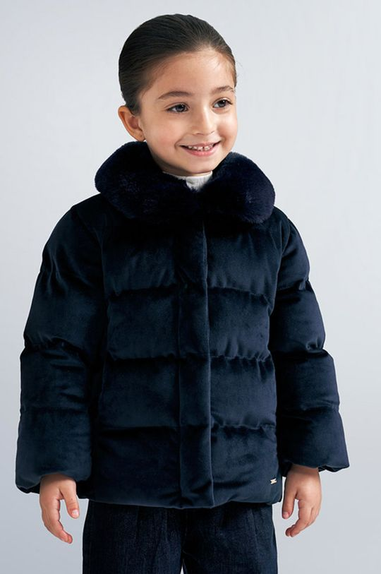 námořnická modř Mayoral - Dětská bunda 92-134 cm Dívčí