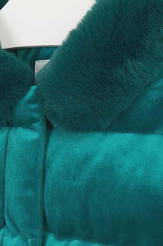 tyrkysová modrá Mayoral - Detská bunda 92-134 cm
