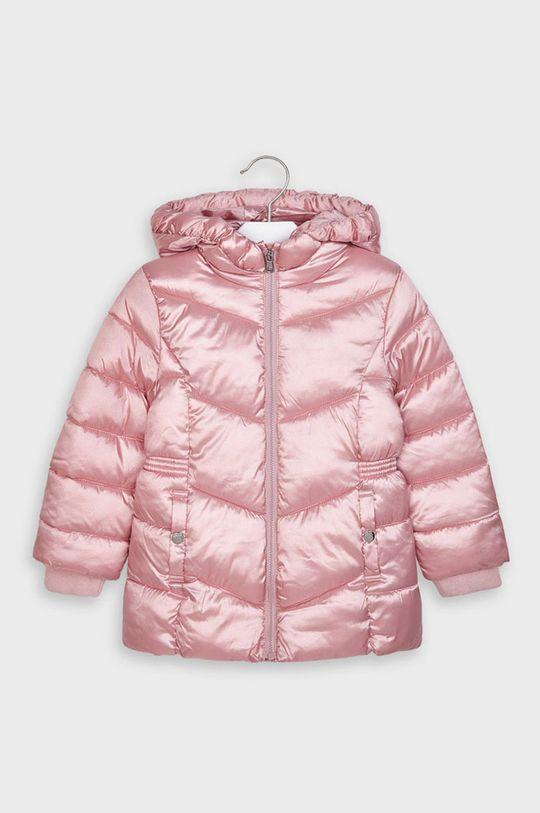 ružová Mayoral - Detská bunda 104-134 cm Dievčenský