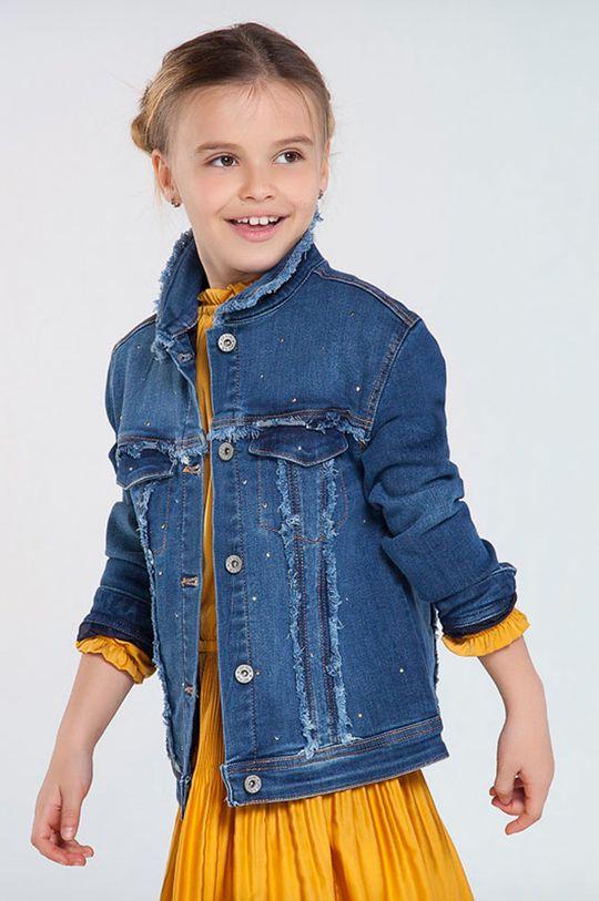 albastru Mayoral - Geaca de blugi pentru copii 128-167 cm De fete