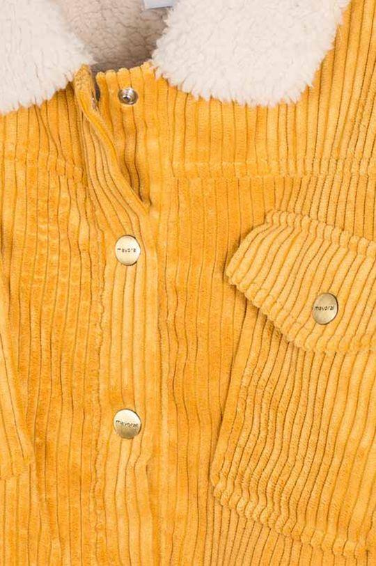 jantarová Mayoral - Dětská bunda 128-167 cm