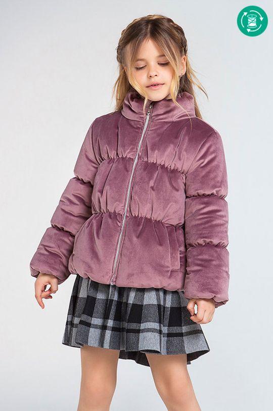 ružová Mayoral - Detská bunda 128-167 cm Dievčenský