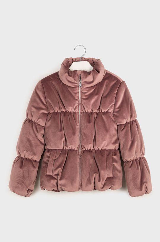 Mayoral - Detská bunda 128-167 cm ružová