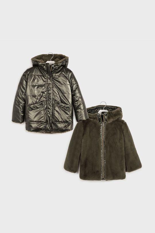 Mayoral - Dětská oboustranná bunda 128-167 cm  100% Polyester