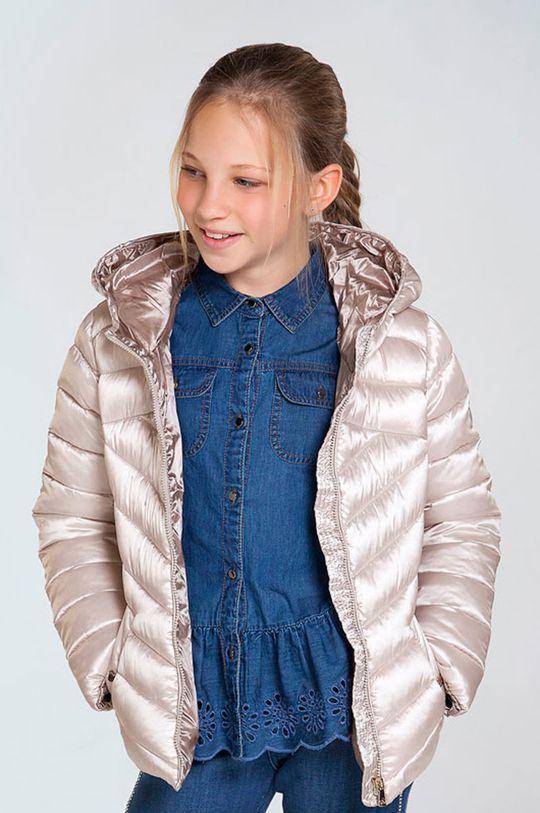 bej Mayoral - Geaca copii 128-167 cm De fete