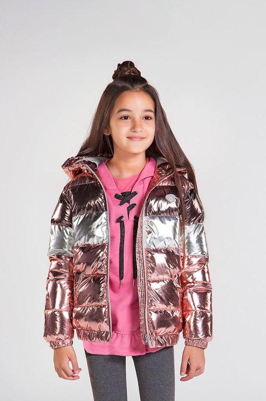 Mayoral - Dětská bunda 128-167 cm zlatá