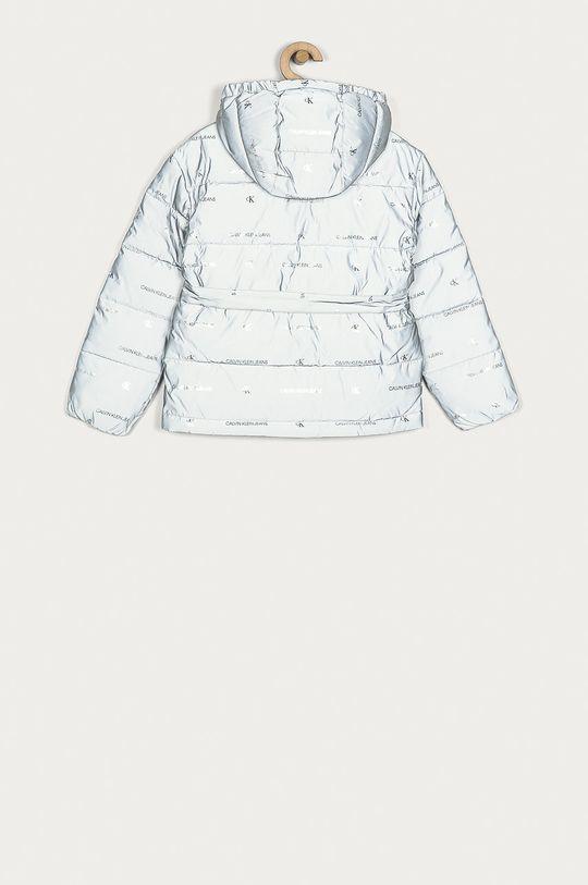 Calvin Klein Jeans - Dětská bunda 128-176 cm šedá