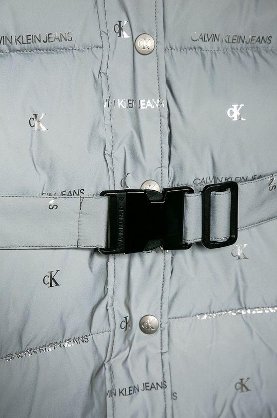 šedá Calvin Klein Jeans - Dětská bunda 128-176 cm