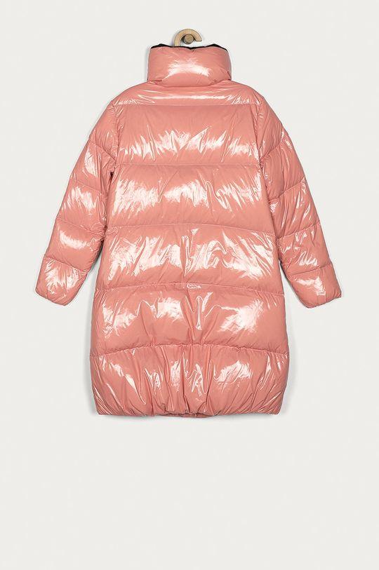 Calvin Klein Jeans - Dětská péřová bunda 140-176 cm růžová