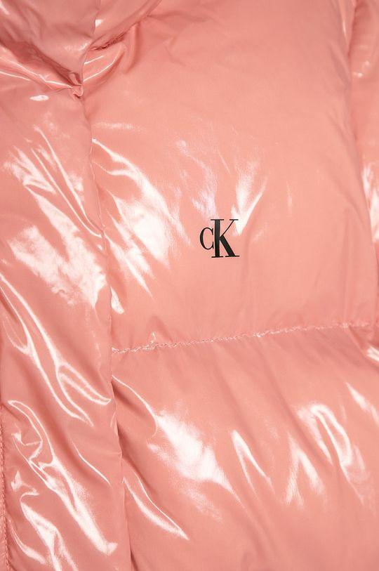 Calvin Klein Jeans - Dětská péřová bunda 140-176 cm  Podšívka: 100% Polyester Výplň: 30% Peří, 70% Chmýří Hlavní materiál: 100% Nylon