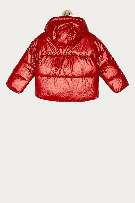 Tommy Hilfiger - Dětská bunda 110-176 cm červená