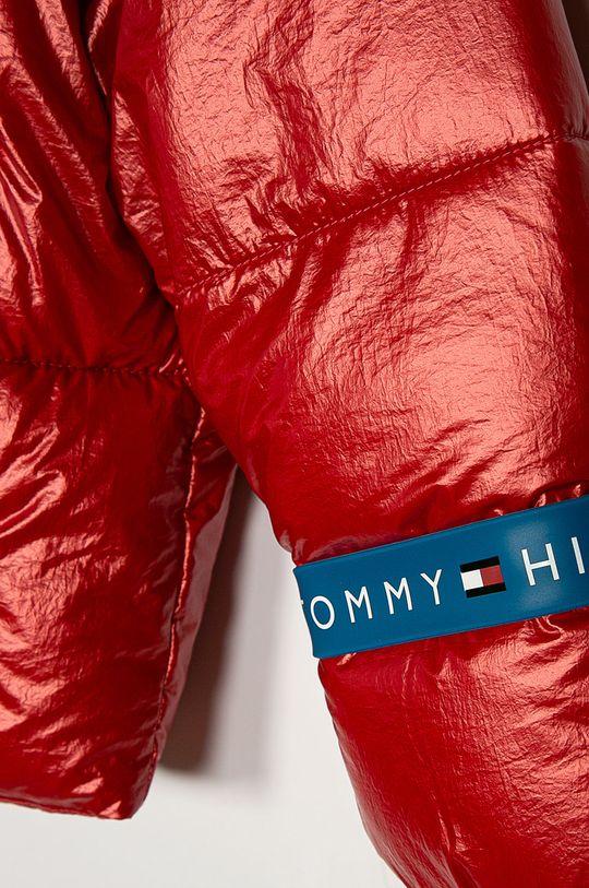 červená Tommy Hilfiger - Dětská bunda 110-176 cm