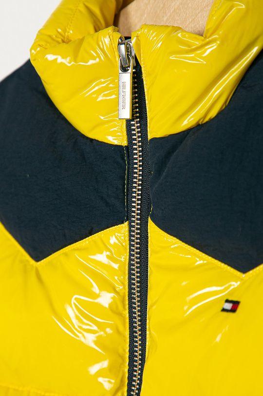 Tommy Hilfiger - Dětská bunda 128-176 cm žlutá