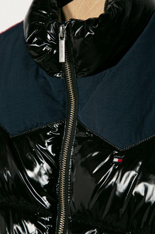 Tommy Hilfiger - Geaca copii 128-176 cm negru
