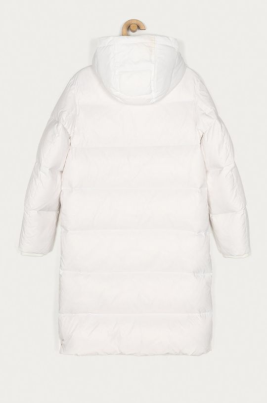 Tommy Hilfiger - Kurtka puchowa dziecięca 140-176 cm biały
