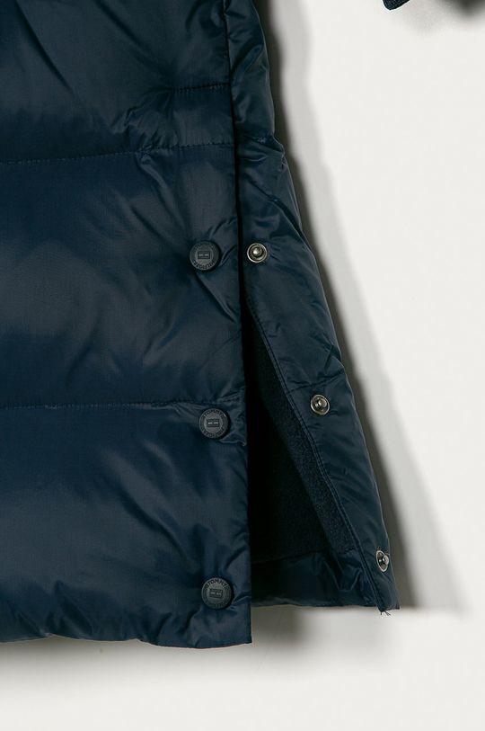 Tommy Hilfiger - Dětská péřová bunda 140-176 cm  Podšívka: 100% Polyester Výplň: 30% Peří, 70% Kachní chmýří Hlavní materiál: 100% Polyamid Stahovák: 2% Elastan, 98% Polyester